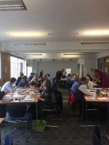 Discussions at FE and Skills Coalition Meeting, 20th October